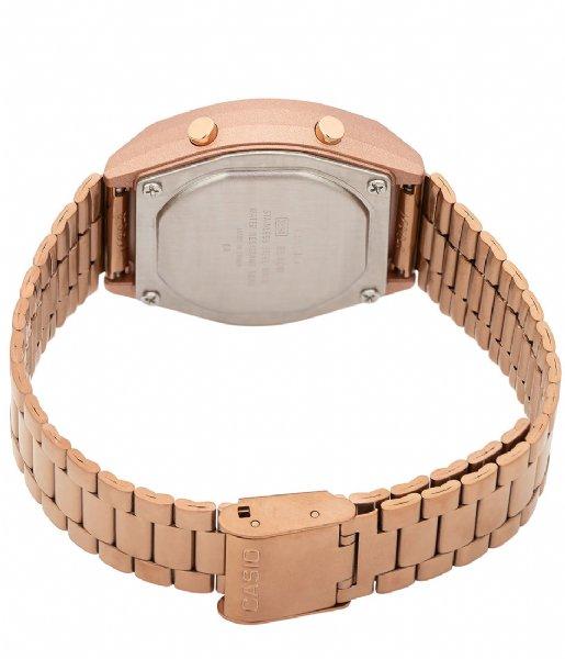 Casio Horloge B640WC-5AEF Vintage Edgy Rose