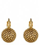 Camps en Camps Globe Dormeuses Gold plated