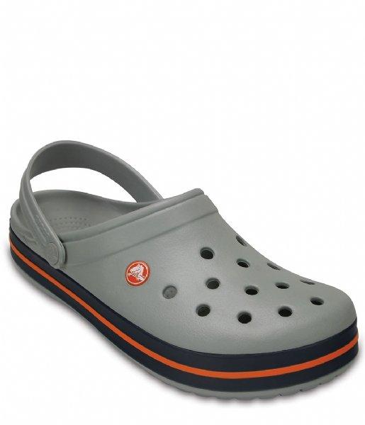 Crocs Clog Crocband Light grey navy (01U)