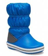 Crocs Crocband Winter Boot Bright cobalt light grey (4JW)