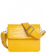HVISK Cayman Shiny Strap Bag yellow (018)