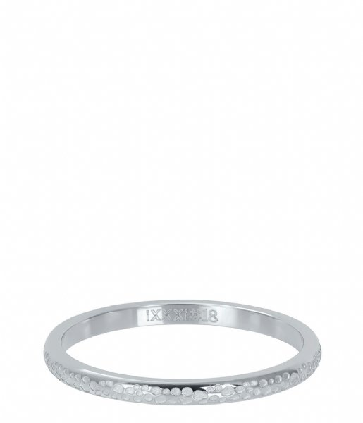 iXXXi Ring Dancer Silver colored (03)