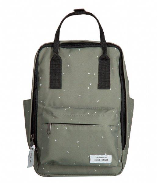 Little Indians School rugzak Backpack Dots Sponge (BA2003-SP)