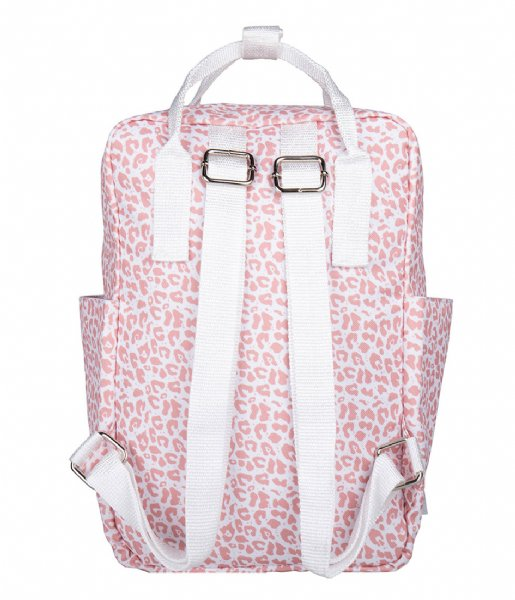 Little Indians School rugzak Backpack Leopard Rose (BA2008-LEO)