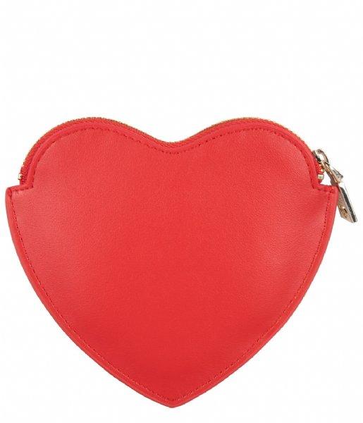 LOVE MOSCHINO Ritsportemonnee Portafogli rosso LE0500Q3-20
