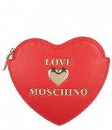 LOVE MOSCHINO Portafogli rosso LE0500Q3-20
