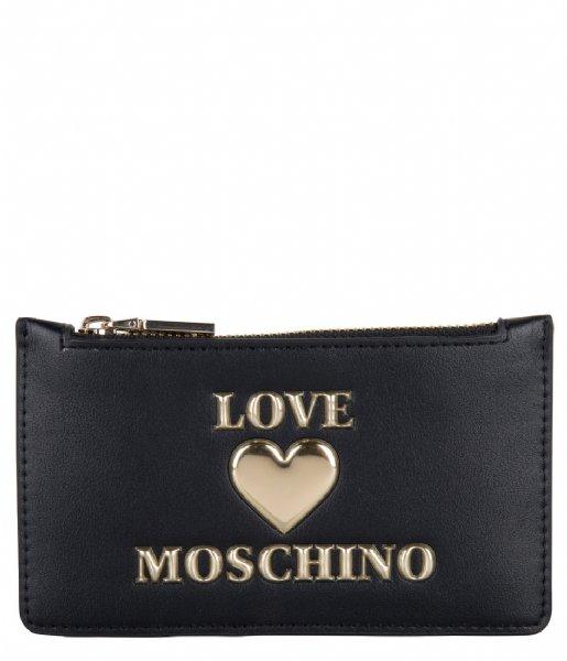 LOVE MOSCHINO Muntgeld portemonnee Portafogli nero LE0000Q3-20