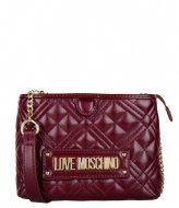 LOVE MOSCHINO Borsa Quilted Nappa rosso KA0552Q3-20