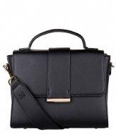 Mister Miara Lilacs Handbag Black