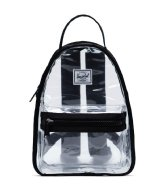 Herschel Supply Co. Nova Mini Black Clear (03822)