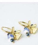 My Jewellery Oorbel molen gold colored