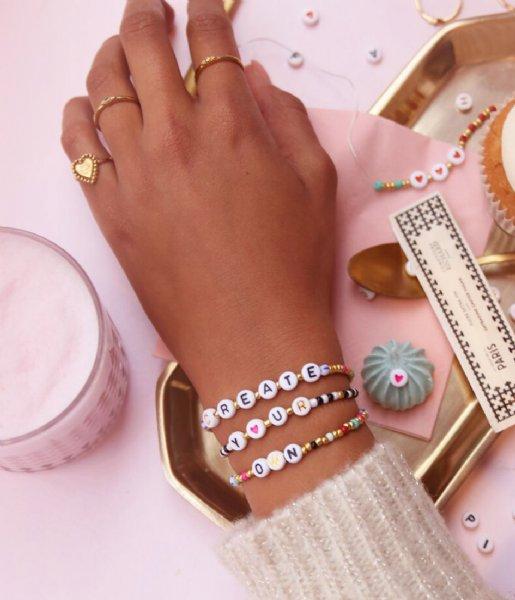 My Jewellery Armband DIY Armandje multi