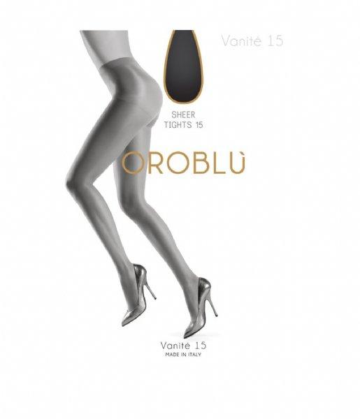 Oroblu Panty Vanite Panty Satin 15 Denier nearly black (9900)