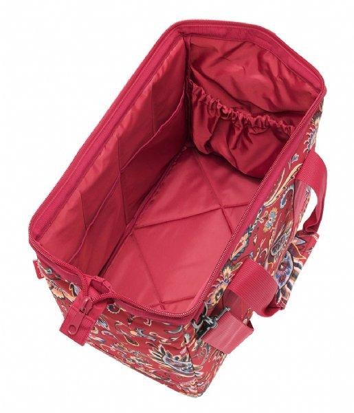 Reisenthel Reistas Allrounder Medium Reistas paisley ruby (MS3067)