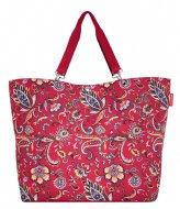 Reisenthel Shopper XL paisley ruby (ZU3067)
