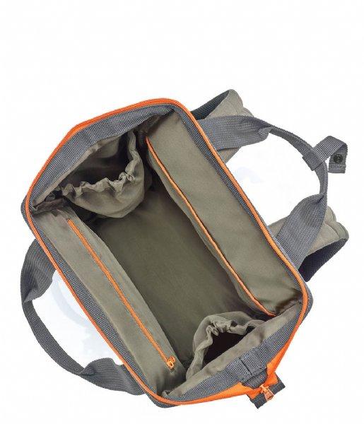 Reisenthel Dagrugzak Allrounder R Shoulder Bag 15 Inch olive green (JR5043)