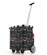 Reisenthel Carrycruiser Boodschappentrolley black multi (OE7053)