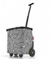 Reisenthel Carrycruiser Boodschappentrolley zebra (OE1032)