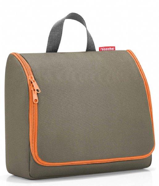 Reisenthel Toilettas Toiletbag XL olive green (WO5043)
