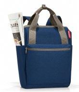 Reisenthel Allrounder R Shoulder Bag 15 Inch dark blue (JR4059)