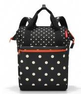 Reisenthel Allrounder R Shoulder Bag 15 Inch mixed dots (JR7051)