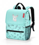 Reisenthel Backpack Kids cats and dogs (IE4062)