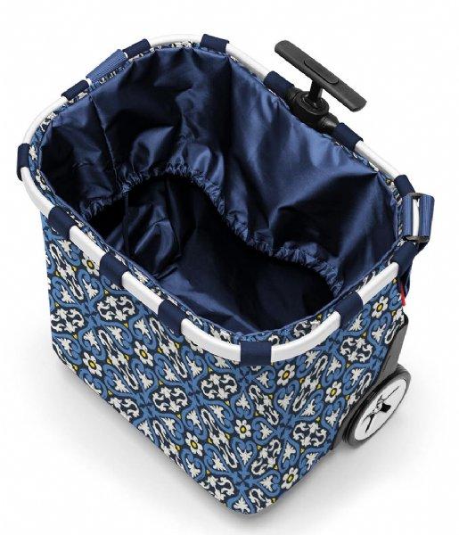 Reisenthel Boodschappentrolley Carrycruiser Boodschappentrolley floral (OE4067)