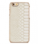 Richmond & Finch Framed Rosé Reptile Apple iPhone 6-6s Wit