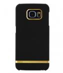Richmond & Finch Classic Satin Samsung Galaxy S6 Edge Zwart