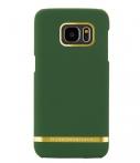 Richmond & Finch Smartphone covers Samsung Galaxy S7 Edge Cover Classic Satin Groen