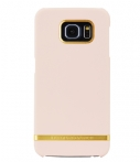 Richmond & Finch Smooth Satin Samsung Galaxy S6 Edge Roze