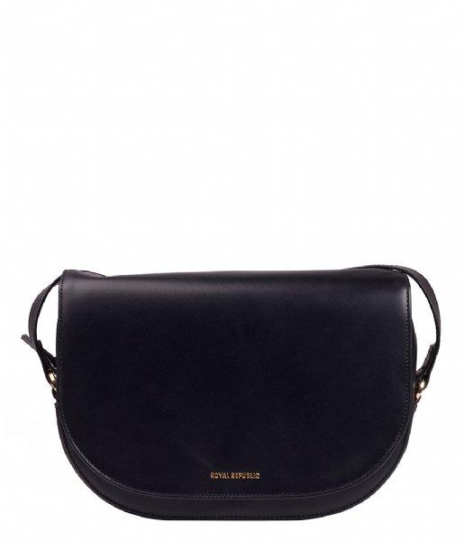 Royal RepubliQ Crossbodytas Raf Curve Handbag black