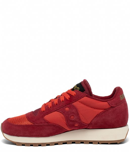 Saucony Sneakers Jazz Original Vintage Fig dahlia (169)