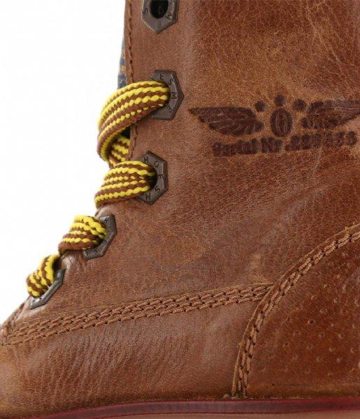 Shoesme Biker boot Bikerboot Cognac