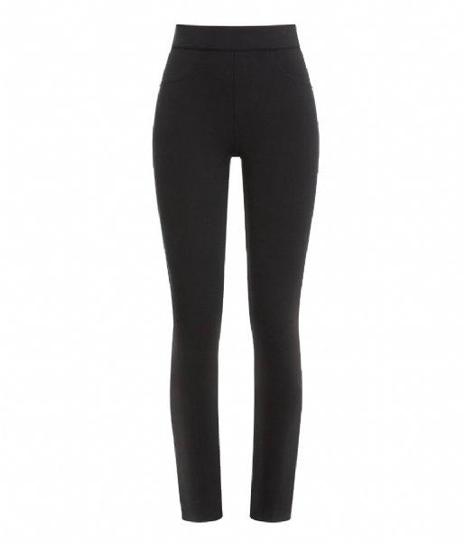 Spanx Broek Ponte Pants 4 Pocket Skinny Classic Black (99975)