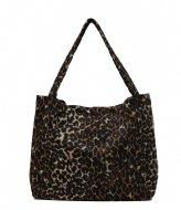 Studio Noos Jaguar Mom Bag brown jaguar