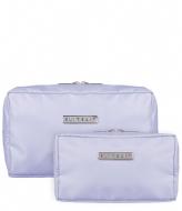 SUITSUIT Fabulous Fifties Duo Set Toiletry Bag + Make-up Bag paisley purple (27123)