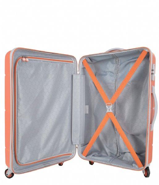 SUITSUIT Reiskoffer Caretta Suitcase 24 inch Spinner melon (12464)