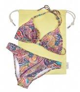 SUITSUIT Fabulous Fifties Bikini Bag mango cream (26732)