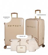 SUITSUIT Fab Seventies Special Travel Set 66 cm Warm Sand (42524)