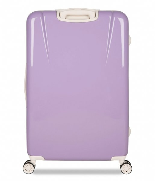 SUITSUIT Reiskoffer Suitcase Fabulous Fifties 28 inch Spinner royal lavender (12038)