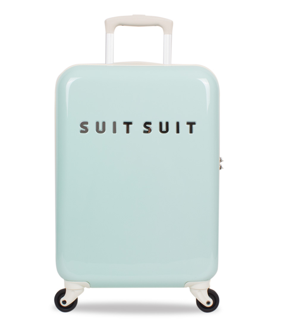 SUITSUIT Koffers Fabulous Fifties 20 inch Spinner Groen