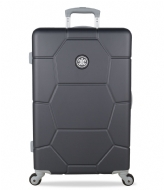 SUITSUIT Caretta Suitcase 24 inch Spinner cool grey (12264)