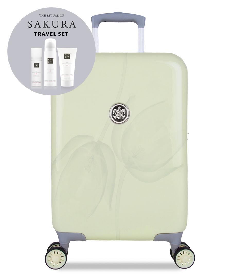 4ef01e4c448 Suitsuit Suitcase Sakura Blossom 28 Inch Spinner