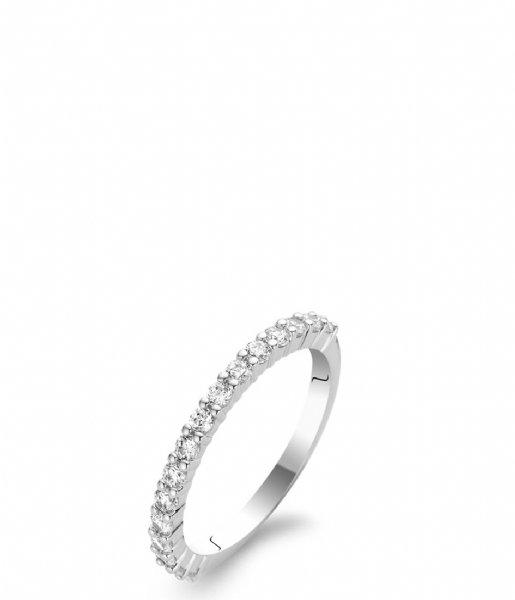 TI SENTO - Milano Ring 925 Sterling silver Ring 1918 wit (1918ZI)