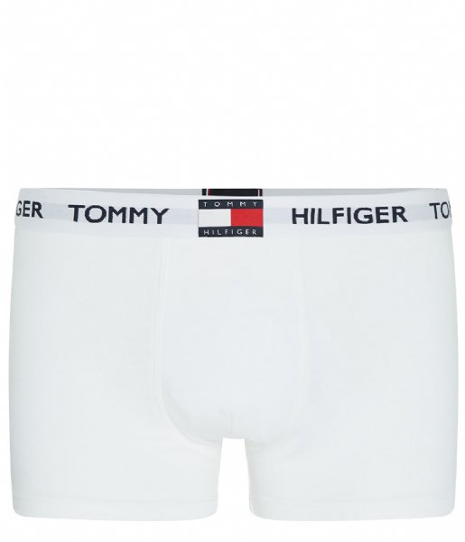 Tommy Hilfiger Boxershort Trunk PVH classic white (YCD)