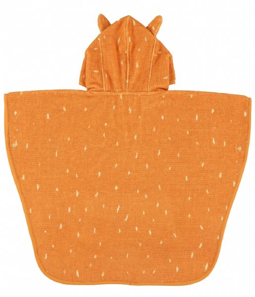 Trixie Regenjas Poncho - Mr Fox Orange