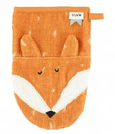 Trixie Washcloth - Mr. Fox Orange