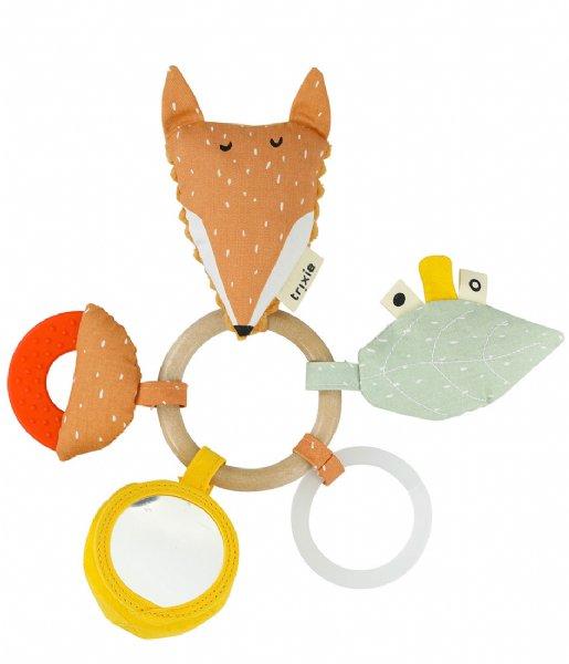 Trixie Baby Accessoire Activity Ring - Mr. Fox Multi