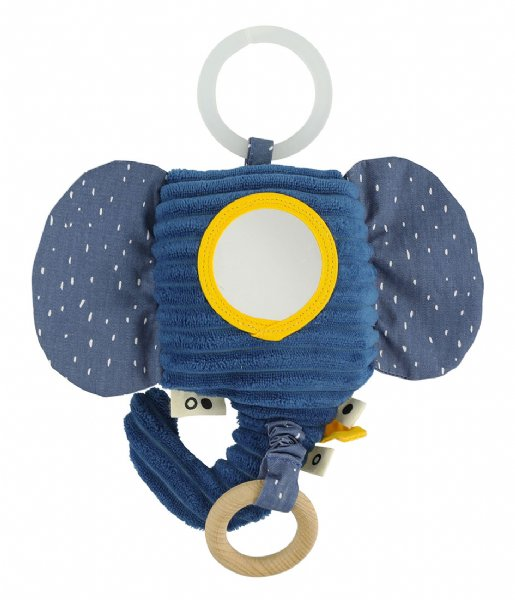 Trixie Baby Accessoire Music toy - Mrs. Elephant Blue